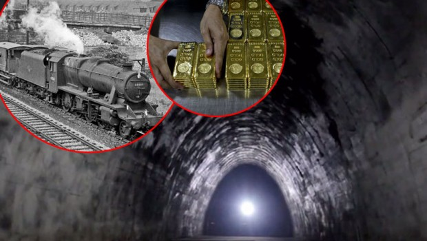 OTRIĆE VEKA: Pronađen voz pun NACISTIČKOG BLAGA! Zavrteće vam se u glavi od vrednosti dragulja i zlata! (VIDEO)