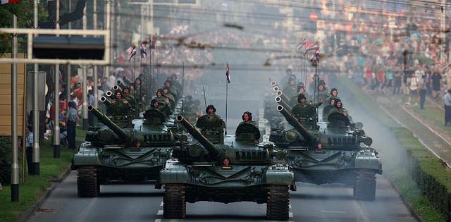 hrvatska- tenkovi- vojska