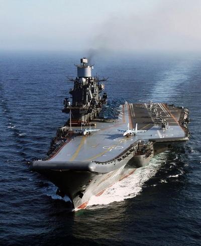 """STIŽE """"ADMIRAL KUZNJECOV"""": Sprema se osveta Americi zbog smrti ruskih pilota!?"""