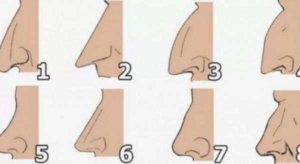 oblik-nosa-test