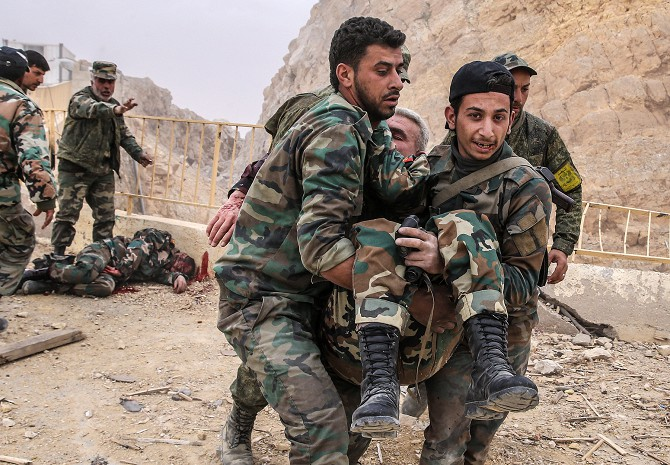 sirija- vojnici- rat