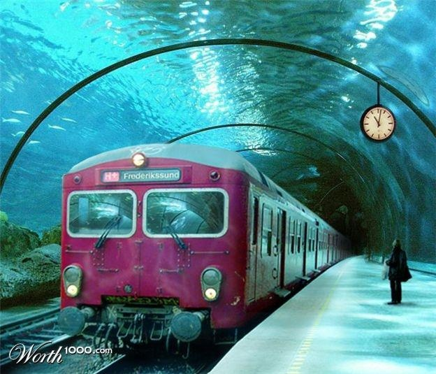 tunel- podvodni