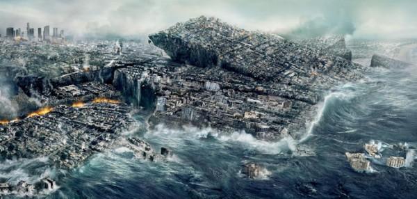 zemljotres- poplava