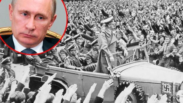 UŽASNE PARALELE IZMEĐU 1939. I 2015: Sve je počelo kada je Hitler pripojio oblasti naseljene Nemcima! (FOTO)