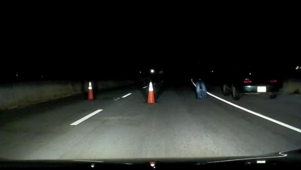 Kada vidite šta se njemu dogodilo, nećete više voziti kada padne mrak (VIDEO)
