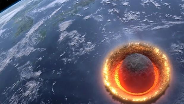 OD OVOG VIDEA ĆE VAM STATI SRCE: Evo šta bi se dogodilo kada bi nas udario ovaj sablasni asteroid! (VIDEO)