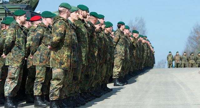 nemacka- vojska