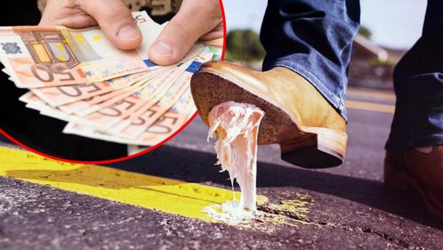 NOVI ZAKON: Ako BACITE PIKAVAC, plaćate kaznu 100 evra, a evo kako će vas odrati, AKO PLJUNETE ŽVAKU na ulici!