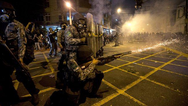 brazil- policija- protesti 1