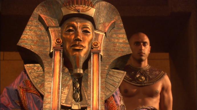 """ŠOKANTNO SAZNANJE: """"Bog Ra je bio bog čitavog čovečanstva. Jedni su ga zvali Ra, drugi Mars… Boravio je na Rtnju kao najstarijoj piramidi sveta, i u njegovoj unutrašnjosti je i sahranjen!"""""""