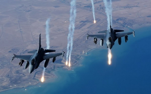 SPREMA SE APOKALIPSA: Amerikanci bombardovali najveću hidrocentralu u Siriji i teško je oštetili, ako pukne potopiće celu zemlju!