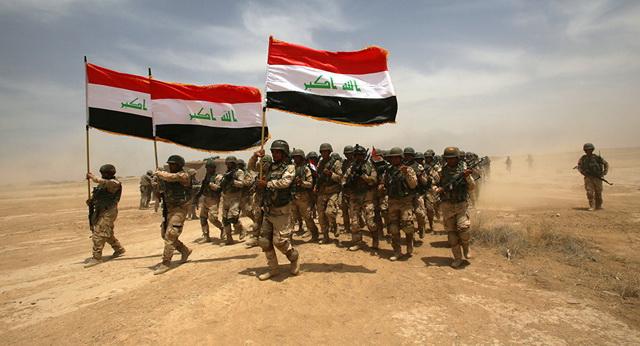 irak-vojska
