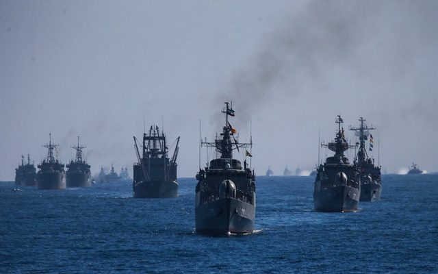 SITUACIJA SVE OZBILJNIJA: Iranska flota krenula prema Jemenu nakon američkih napada na Hute!