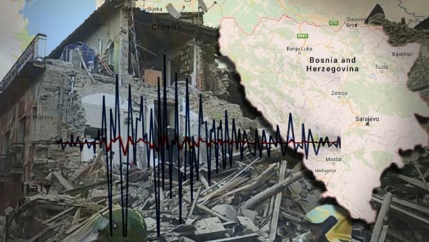 UZBUNA UPALjENA – DOK SMO SVI SPAVALI BALKAN SE TRESAO: Katastrofa bila blizu!