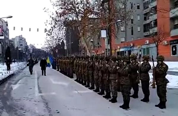 DODIK UPRKOS PRETNJAMA NATO ALIJANSE I ZAPADA započeo proslavu dana Republike Srpske- POSTROJEN TREĆI PEŠADIJSKI PUK (VIDEO)