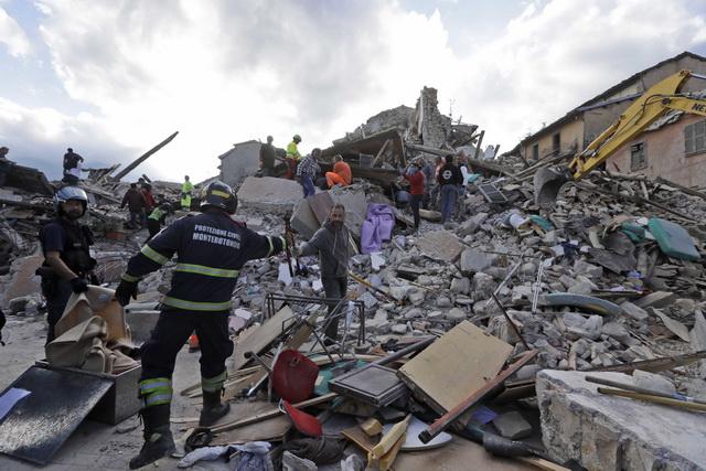 TOTALNI HAOS U ITALIJI: Evakuisane stanice metroa u Rimu zbog 3 zemljotresa u centralnoj Italiji!
