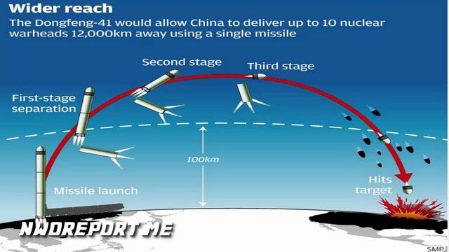 Kinezi ozbiljno zapretili Trampu i SAD: Postavili balističke rakete koje do Amerike stižu za 30 minuta (VIDEO)