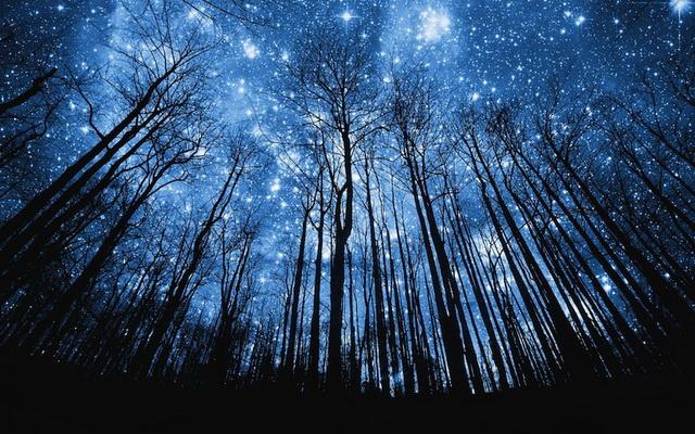 nebo- zvezde
