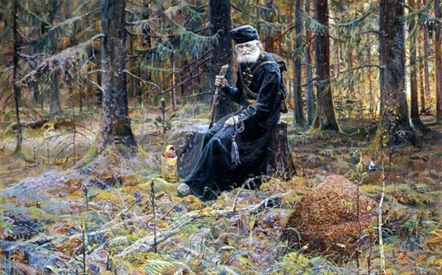 serafim- sarovski