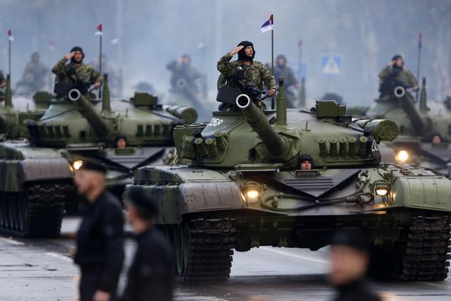 NEVIDLJIVA BRIGADA KOJA JE ŠOKIRALA NATO: EVO KAKO JE 252. OKLOPNA BRIGADA PREBAČENA NA KIM…