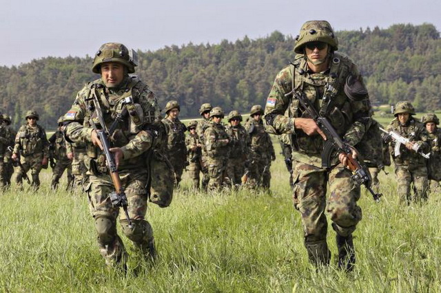 srbija- vojska