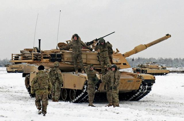 Amerikanci pošli u Poljsku da ih brane od Rusa, pa se obrukali, evo šta im se dogodilo.. (VIDEO)