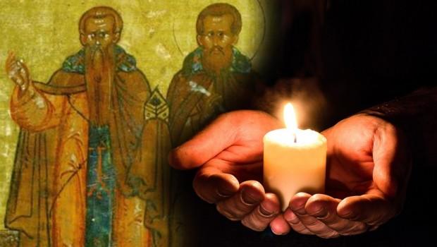 IZLEČITE SVE BOLESTI OVOM MOLITVOM: Današnji sveci čine čuda, obavezno uradite JEDNU stvar!
