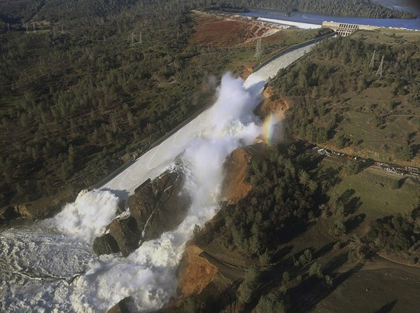 Foto: Tanjug/AP/William Croyle/California Department of Water Resources