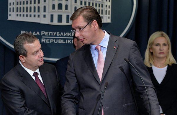 DOČEKALI SVOJIH PET MINUTA: Evo zašto Mihajlovićeva i Dačić toliko žele Vučićevu kandidaturu…