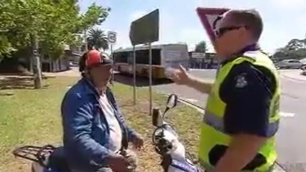 Policija u Australiji zaustavila Bosanca, a kada je počeo da se brani na engleskom, svi su popadali od smeha (VIDEO)
