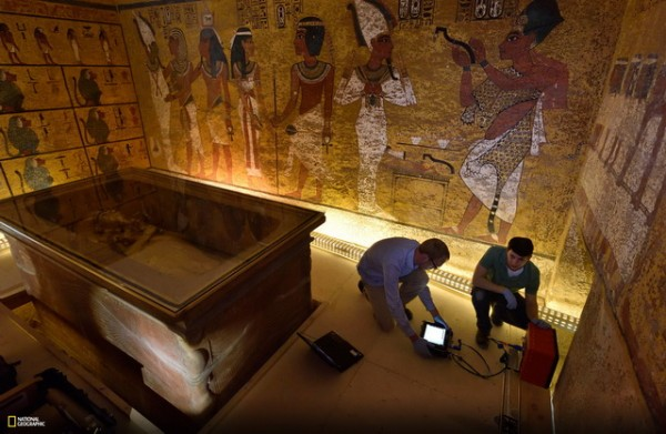 FENOMENALNO OTKRIĆE: PRONAĐENA TAJNA SOBA U VELIKOJ PIRAMIDI U EGIPTU KOJA ĆE DATI ODGOVORE NA MNOGA PITANJA (VIDEO)