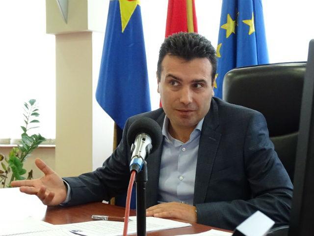 """JEDAN OD USLOVA ALBANACA DA GA PODRŽE: """"Zaev spreman da tuži Srbiju za genocid nad Albancima"""""""