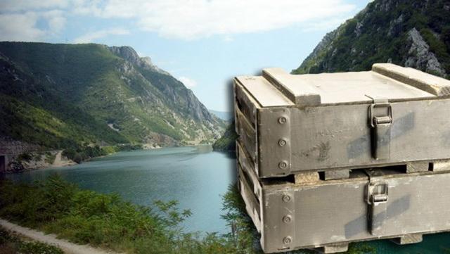 Drveni sanduk plutao Neretvom, kada su ga otvorili, pronašli su nešto što je moglo da raznese jedno selo!