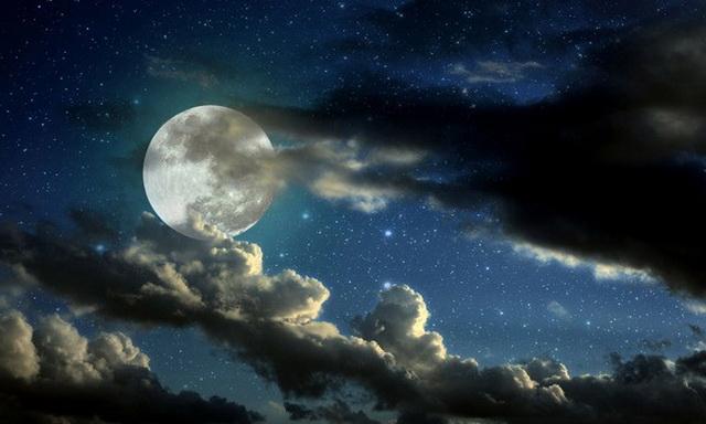 Nebo- Mesec