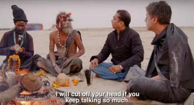 Putopisni reporter CNN-a dobio šamar od kanibala, jer je pričao previše dok ga je ovaj terao da jede ljudski mozak! (VIDEO)