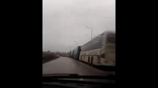 LjUDI JEL OVO MOGUĆE? POGLEDAJTE PRAVI REJTING– Vučić u Suboticu došao sa 90 autobusa (VIDEO)