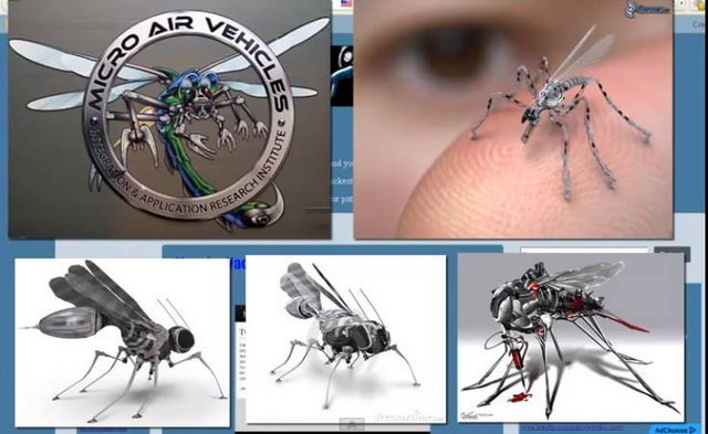 komarac- dron