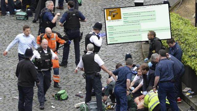Sablasna objava na forumu predvidela masakr u Londonu dan ranije: Tajanstveni kod otkrio tačnu lokaciju napada! (FOTO)