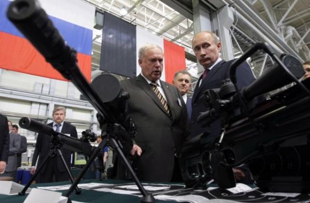 ČUDO U RUSIJI: Proizvodnja kalašnjikova EKSPLODIRALA, zaposlenost RASTE! (VIDEO)