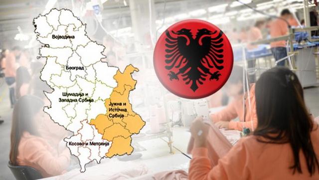 PODMUKLI PLAN ALBANACA ZA JUG SRBIJE: Preko posrednika kupuju FABRIKE I ZEMLJU