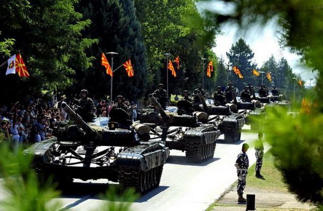 POČINJE RAT U MAKEDONIJI: Albanska 113. vojna brigada krenula ka Skoplju; Vojska Makedonije uz Ivanova, braniće Makedoniju! (VIDEO)