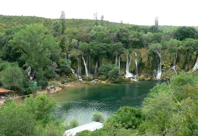Vodopad-Kravica