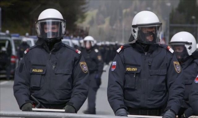 austrija- policija