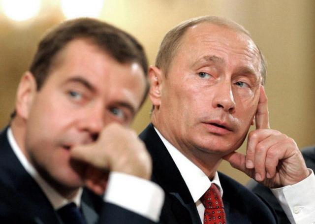 """DA LI PUTIN SPREMA Medvedeva za """"odstrel""""?"""