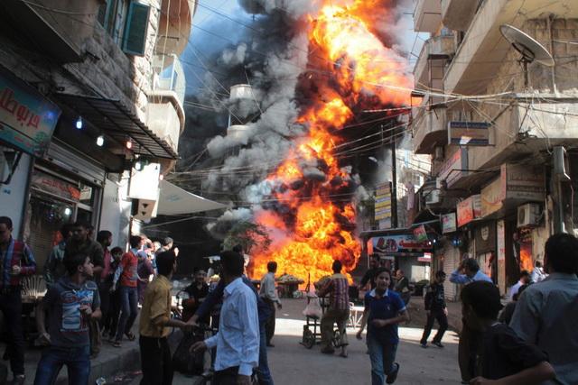 NOVI UDAR U SIRIJI, NE BI LI ISPROVOCIRALI RAT- Masakr u Alepu: 126 mrtvih, 68 dece! (UZNEMIRUJUĆI VIDEO)