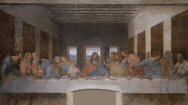 MISTERIJA TAJNE VEČERE: Zašto svi šokirano gledaju u Isusa (VIDEO)