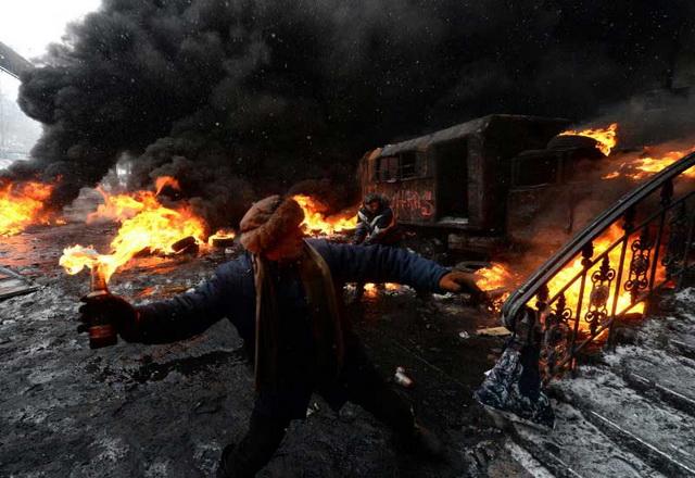 ukrajina- protesti