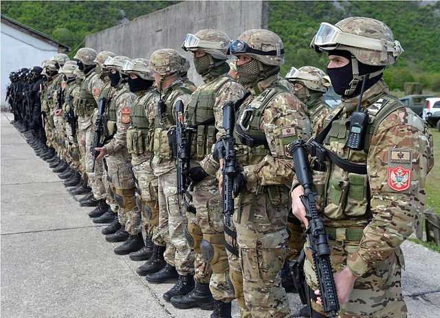 vojska-crna-gora