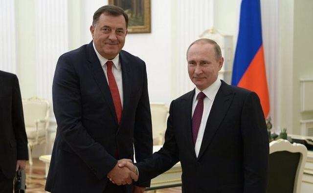 Dodik dobija od Putina najmoderniji raketni sistem na svetu!