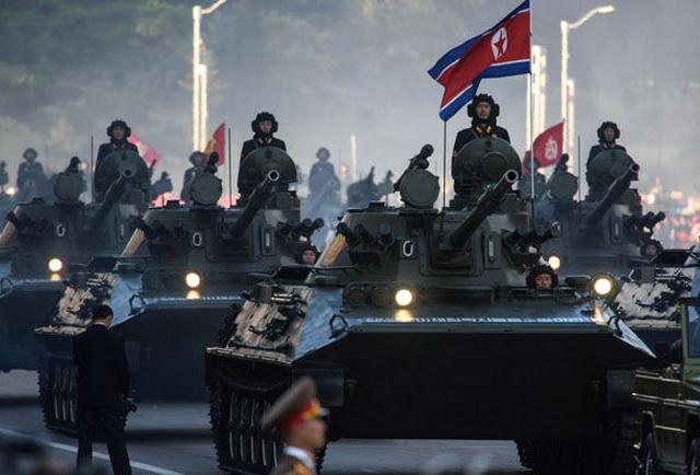 koreja- severna